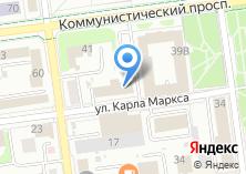 Компания «Территориальное Управление Федеральной службы финансово-бюджетного надзора в Сахалинской области» на карте