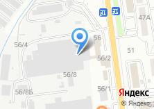 Компания «Сухой Док» на карте