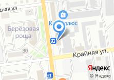 Компания «Березка» на карте