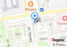 Компания «Сетевой+» на карте