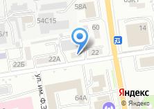 Компания «Северный источник» на карте