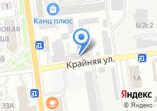 Компания «Компания по сдаче в аренду офисов» на карте