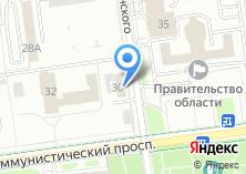 Компания «Адвокатский кабинет Кулешова А.И» на карте