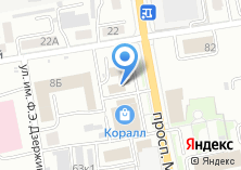 Компания «Техноком сервис» на карте