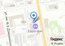 Компания «Федерация тенниса г. Южно-Сахалинска» на карте