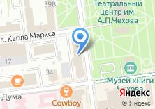 Компания «ФИРМЕННЫЙ» на карте
