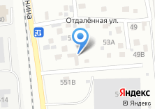 Компания «ТЕХИНФОСЕРВИС ДВ» на карте