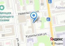 Компания «Южно-Сахалинск Сегодня» на карте