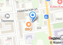 Компания «Управление охраны окружающей среды администрации г. Южно-Сахалинска» на карте