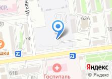 Компания «Российский экономический университет им. Г.В. Плеханова» на карте