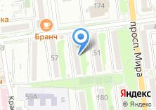Компания «Экспресс-ДВ» на карте