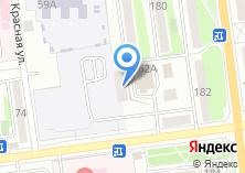 Компания «Строящееся административное здание по ул. Победы проспект» на карте