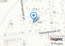 Компания «Арт Камень» на карте