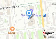Компания «Строящееся административное здание по ул. Мира проспект» на карте