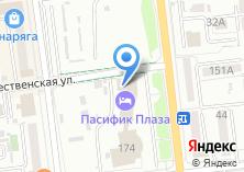 Компания «Оникс Плюс» на карте