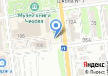 Компания «Золотой Теленок» на карте