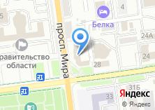 Компания «Санрайз-Тур» на карте