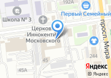 Компания «Адвокат Степанов С.В.» на карте