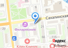 Компания «Южно-Сахалинская детская городская поликлиника» на карте
