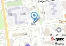 Компания «Эврика» на карте