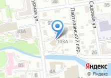 Компания «Дом Евангелия» на карте