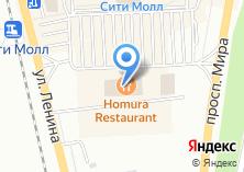 Компания «Автоприма» на карте