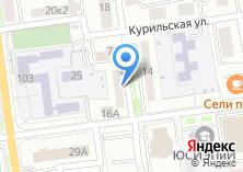 Компания «ГвоздодёрЫ» на карте