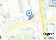 Компания «Маэкава интэрнешнл» на карте