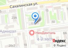 Компания «Кулич» на карте