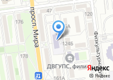 Компания «Маячок» на карте