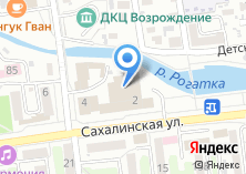 Компания «Фасон-Чик» на карте