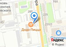 Компания «Войс» на карте
