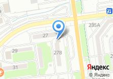 Компания «Амикс» на карте