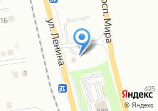Компания «АЗС РН-ВОСТОКНЕФТЕПРОДУКТ» на карте