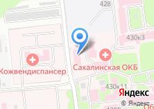 Компания «Сахалинское областное патологоанатомическое отделение» на карте