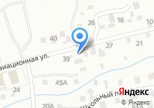 Компания «АвтоМастер» на карте