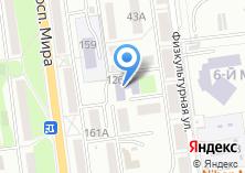 Компания «Сахалинский институт железнодорожного транспорта» на карте