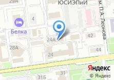 Компания «Нагиефф» на карте