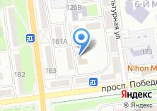 Компания «ДЮСШ самбо и дзюдо» на карте