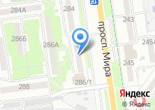 Компания «Эвелина» на карте
