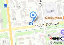 Компания «Ундо» на карте