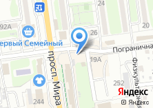 Компания «У Крильона» на карте