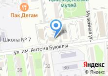 Компания «Кроули Сахалин» на карте