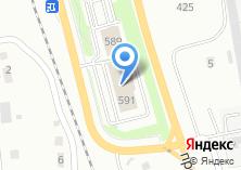 Компания «Строящееся административное здание по ул. Дорожная» на карте