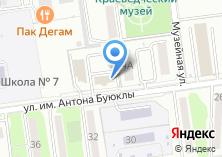 Компания «Контур-Фокус» на карте
