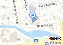 Компания «Город рекламы» на карте