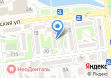Компания «Столичный» на карте