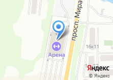 Компания «Coffee & Go» на карте