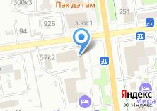 Компания «Аптекарь» на карте