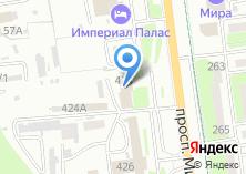 Компания «СемьСот салон сотовой связи» на карте